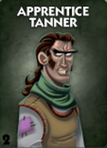 apprentice tanner